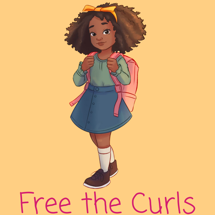 Free the Curls Picture Book